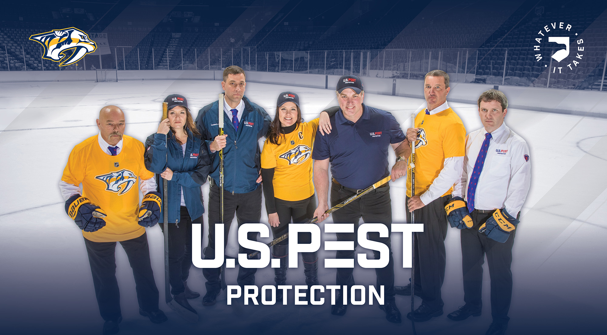 Preds Pest Press Social