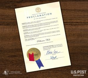 Pollinator Week Proclamation In Tennessee